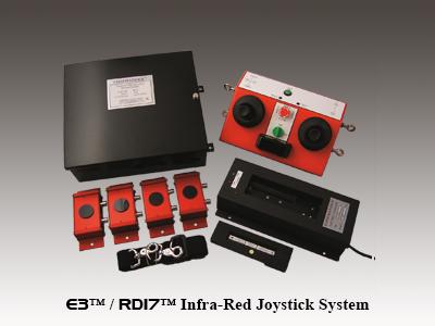 P19) REMOTE CONTROL (B+W+S) (E3 IR SYSTEM 1)