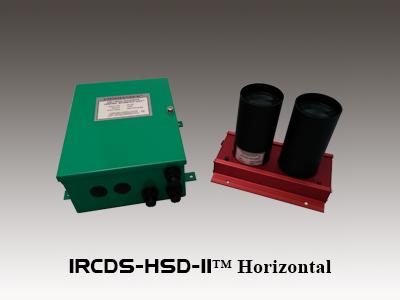 P20) COLLISION AVOIDANCE HORIZONTAL (B+W+S) (IRCDS-HSD-II 1)